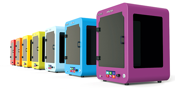 MINI LCD Screen 3D Printer