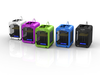 Createbot New Product Release——Super Mini Born for Gifts and Presents