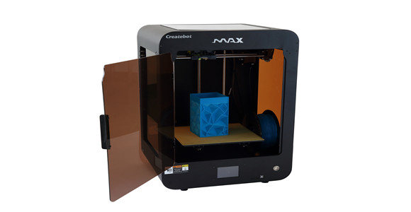 MAX Touchscreen 3D Printer