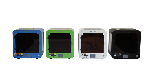 MINI Touchscreen 3D Printer