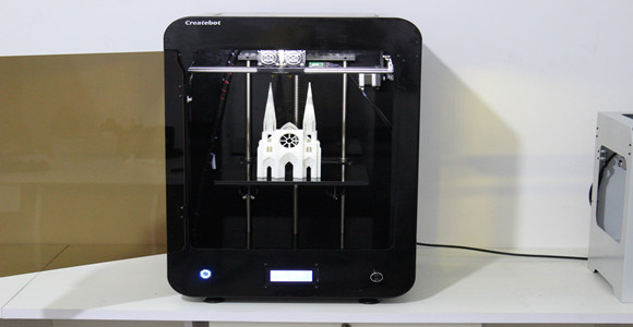 MAX LCD Screen 3D Printer