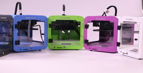 Super MINI Touchscreen 3D Printer