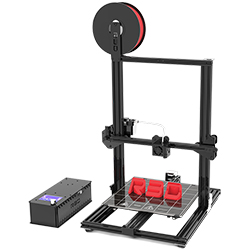 Introduction of R3D 3D Printer